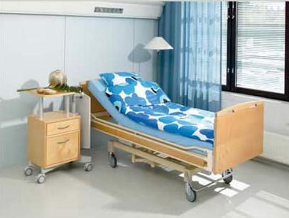 arredo degenza ospedaliera
